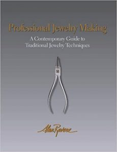 Professional Jewelry Making book by Alan Revere